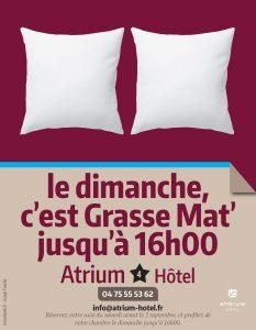 Séjour Valence Grasse mat'